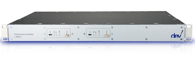 DEV Systemtechnik launches a new family of L-Band distribution and combining systems