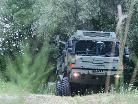 Rheinmetall and Navistar Defence Canada join to win Canada's Logistics Vehicle Modernization project
