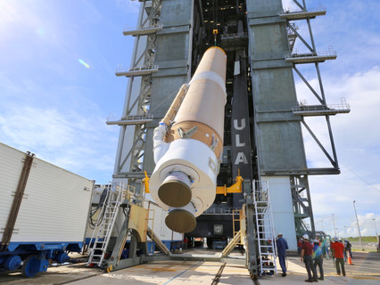 United Launch Alliance's Atlas V NROL-101 to Launch Nov. 4
