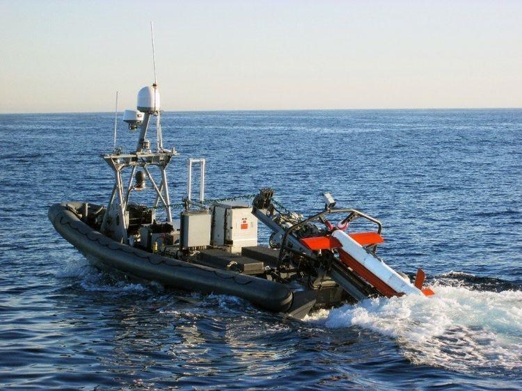 Northrop Grumman successfully tests AQS-24 deep tow