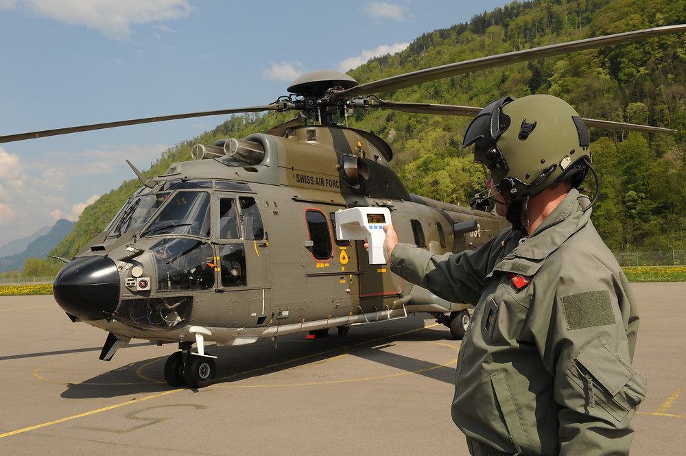 "RUAG sells ""missim"" sensor test device for helicopters to German Bundeswehr"