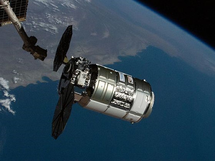 Northrop Grumman's NG-15 Cygnus Spacecraft departs International Space Station for secondary mission