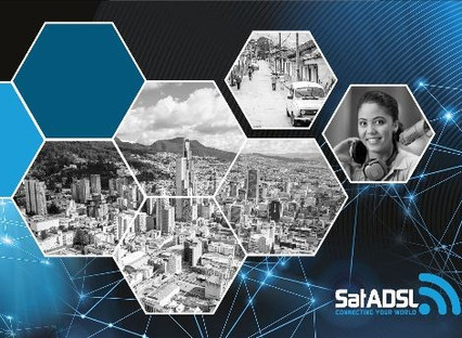 SatADSL and Andesat partnership provides new opportunities for Spanish speaking South American marke