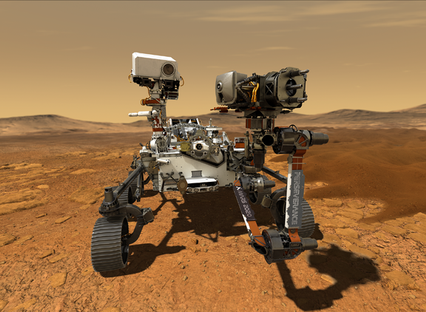 Northrop Grumman provides navigation system for NASA's Perseverance Mars Rover Mission
