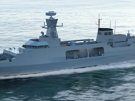 Viasat wins UK MoD contract for ultra-high frequency satcom equipment for Royal Navy Type 31 Frigate