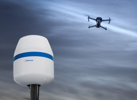 General Dynamics Mission Systems and Dedrone enter strategic partnership to provide counter-drone te
