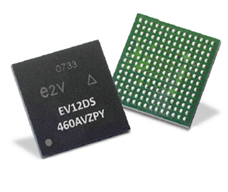 Teledyne e2v and Logic-X are collaborating on the design and development of an FPGA mezzanine card (FMC) that incorporates two of the latest converter chips from e2v