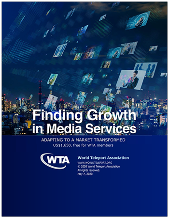 "New WTA report, ""finding growth in media services,"" provides key insights into the challenges and opportunities of the new media market"