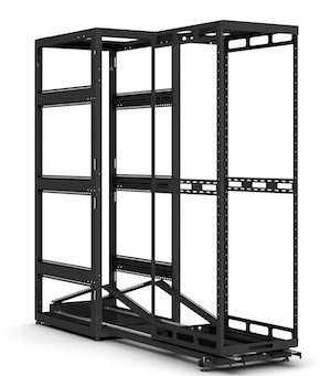 Middle Atlantic releases new rack certified to meet California's OSHPD OPM seismic safety standards