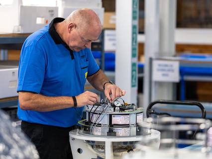 Sonardyne wins Queen's Award for Enterprise in Innovation for unlocking the secrets of our sea floor