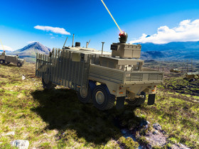Raytheon UK to bring counter-drone high-energy laser technology to UK Ministry of Defence