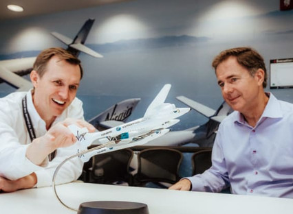 Virgin Galactic announces Michael Colglazier as Chief Executive Officer and George Whitesides as Chi
