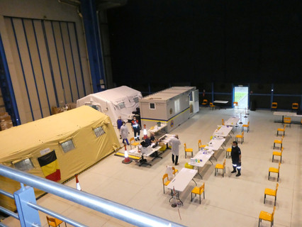 B-LiFE, SES and GovSat deploy mobile COVID-19 testing laboratory to Italy
