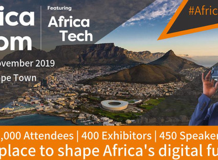 Call for entries for AfricaCom Awards 2019