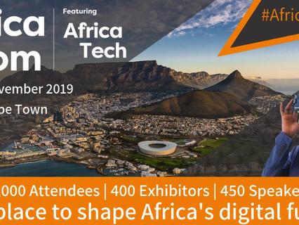 Call for entries for AfricaCom Awards 2019