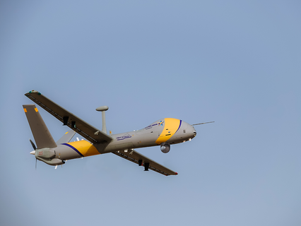 Canada selects Elbit Systems' Hermes StarLiner unmanned aircraft system for environmental protection