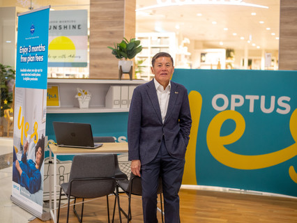 Optus brings appy days for small business