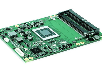 New Kontron COM Express® module with AMD Ryzen™ V2000 processor for high power IoT-edge-systems