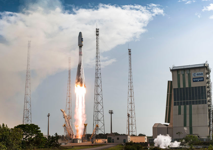 Arianespace and OneWeb will resume launch operations to continue the deployment of the OneWeb constellation