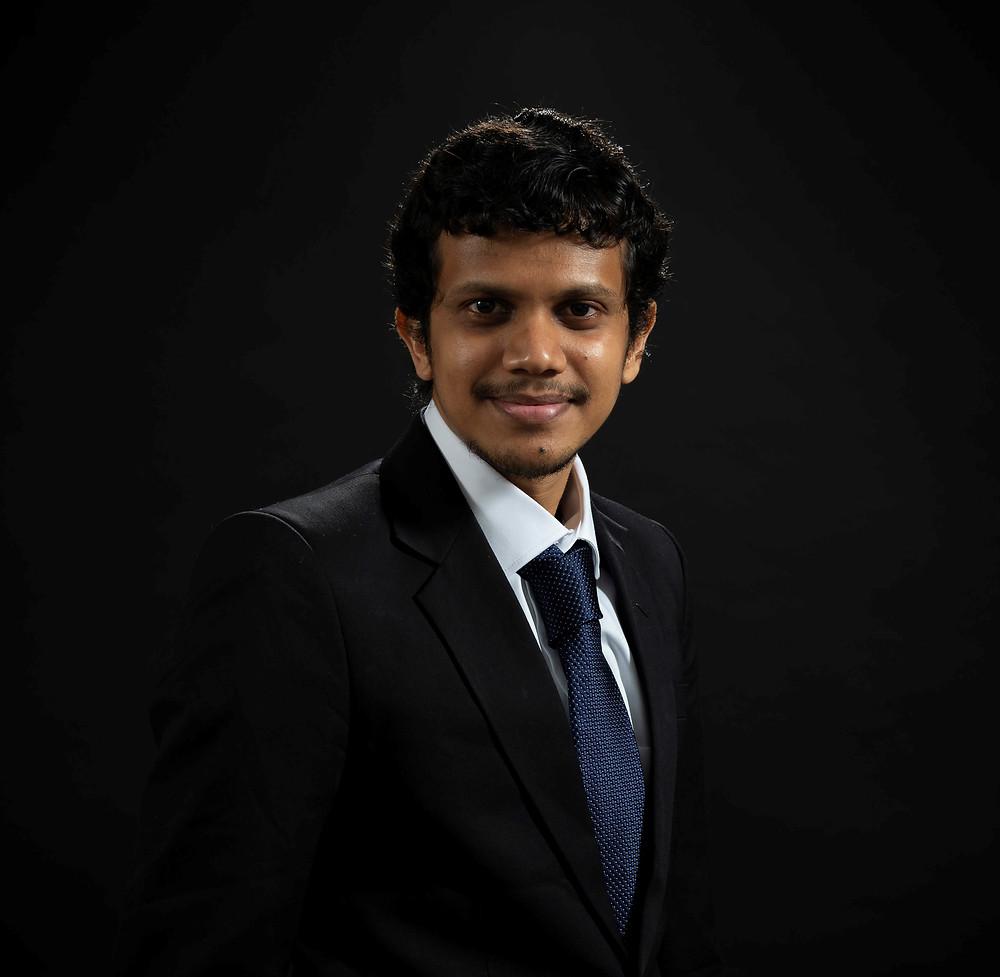 Rama Theertha Kasi joins ManSat Group as Spectrum Engineer