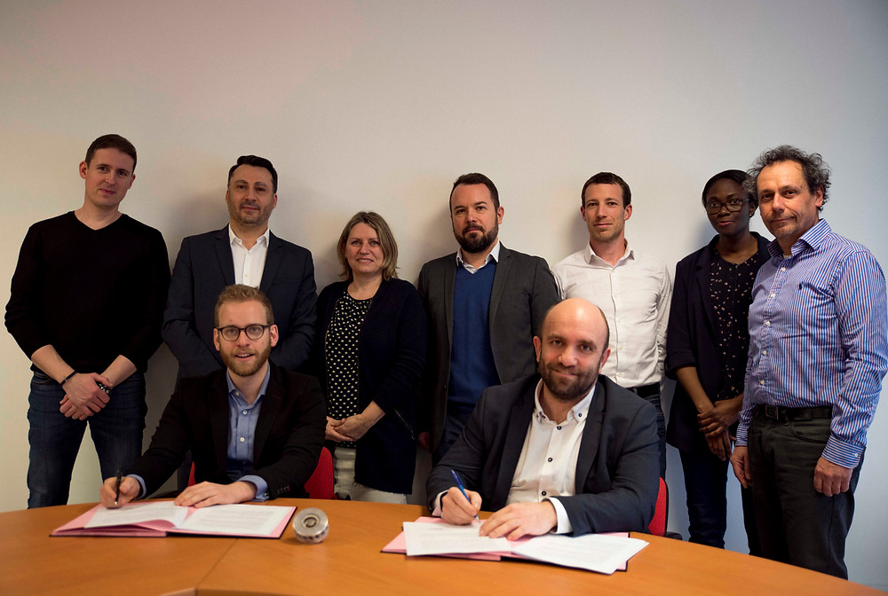 The French National Centre for Scientific Research and Exotrail announce Oracle, a new partnership for the electric propulsion of small satellites