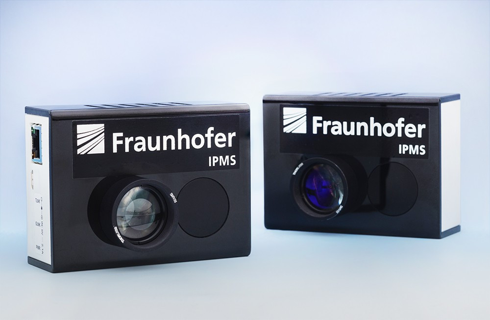 Wireless real-time communication via light - Fraunhofer IPMS develops wireless TSN via Li-Fi
