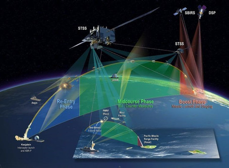 Northrop Grumman built missile tracking satellites reach tenth year on orbit