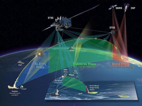Northrop Grumman built missile tracking satellites reach tenth year on orbit