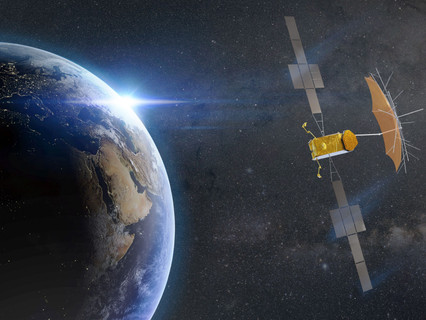 KONGSBERG awarded contract for mobile communication satellite