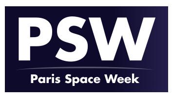 Paris Space Week 2022 Espace Grand Arche de Paris, March 14th and 15th 2022