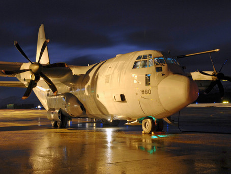 Marshall Aerospace statement following early withdrawal of the RAF C-130J fleet