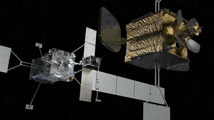 Northrop Grumman's wholly owned subsidiary, SpaceLogistics, selected by DARPA as commercial partner for robotic servicing mission