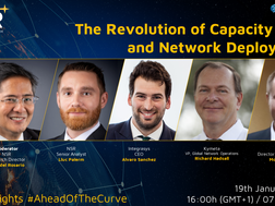 Joint webinar Integrasys and NSR - The revolution of capacity price and network deployment