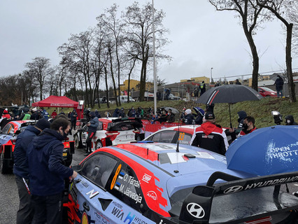 89th Monte Carlo rally safety secured by SSI-Monaco and Inmarsat satellites with IsatPhone2
