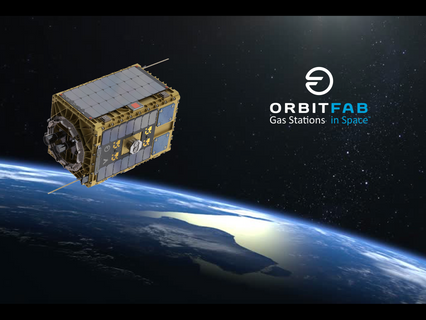 Orbit Fab and SCOUT work to host first commercial inspection payload for space situational awareness