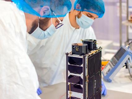 NanoAvionics aims for 30 percent US-market share for nano-/microsatellites