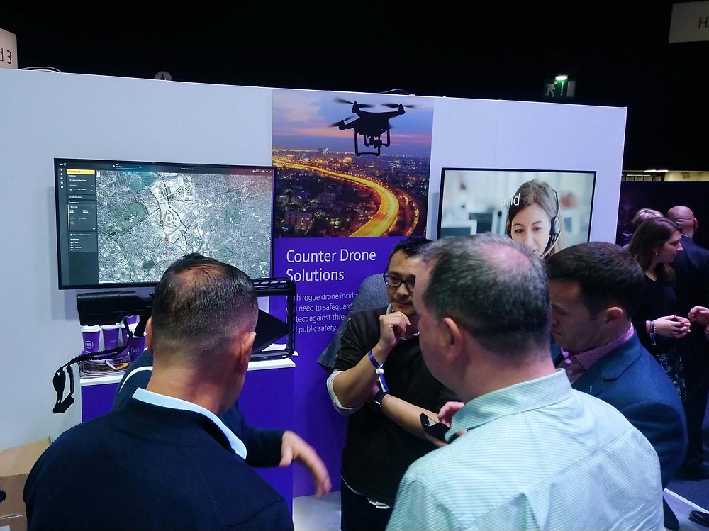 UK Government certifies DroneSentinel