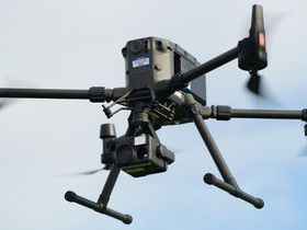 Esri UK creates end-to-end drone solution for defence with heliguy™ partnership