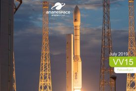 Flight VV15: With Vega, Arianespace at the service of an Earth Observation Program for the benefit of the United Arab Emirates