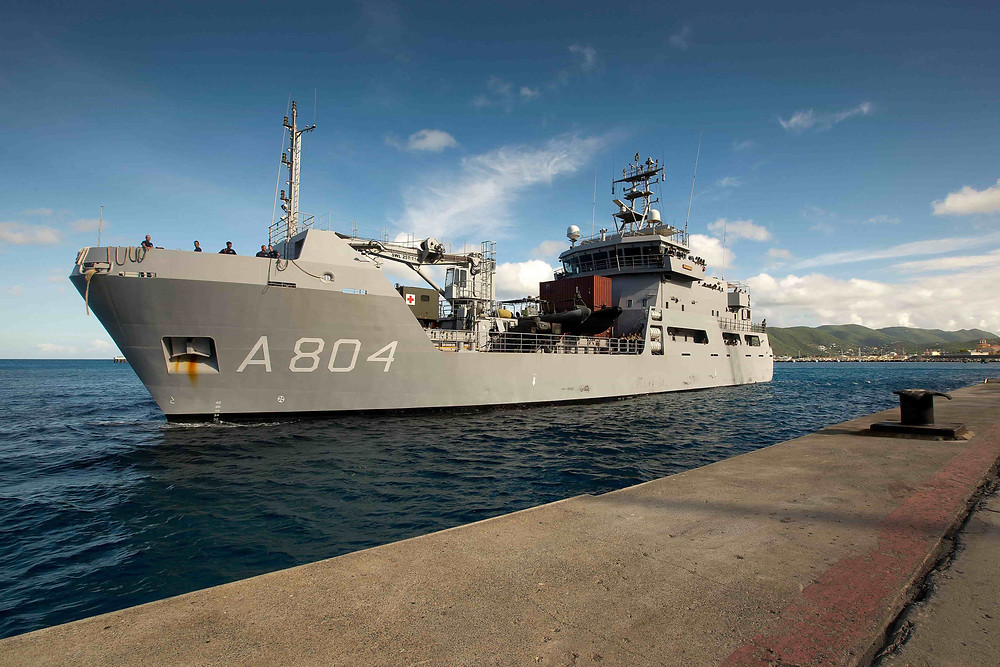 Damen signs maintenance contract with  Netherlands Ministry of Defence