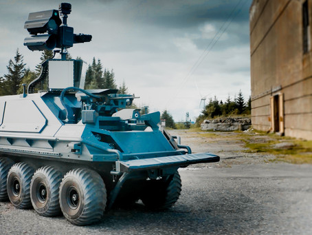 Silent Sentinel to exhibit new innovative threat detection systems at DSEI 2021