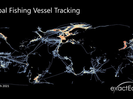 exactEarth to provide advanced AIS services for MDA's dark vessel detection program
