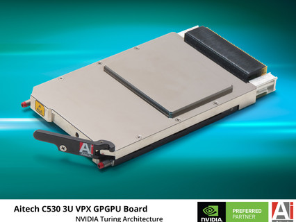 Aitech's C530 meets growing market demand for NVIDIA GPU-accelerated compute in AI applications