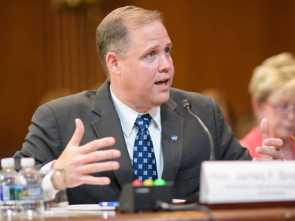 Jim Bridenstine, Former NASA Admin and Former Member of Congress, Joins Viasat's Board of Directors