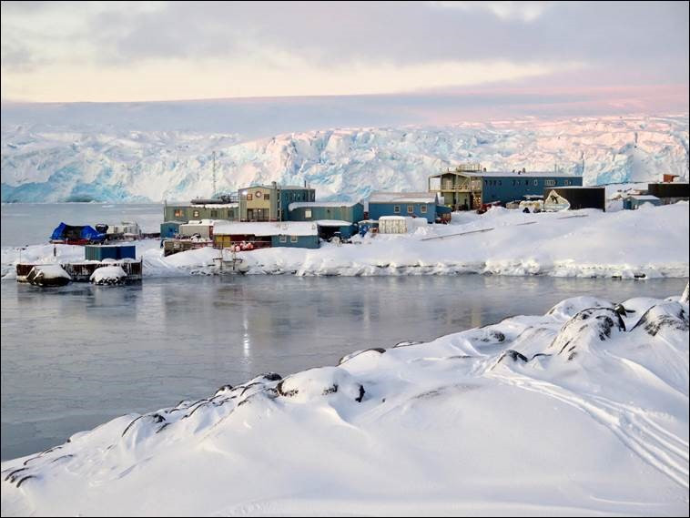 SES GS, Artel and Leidos provide mission-critical connectivity for Palmer Station, Antarctica