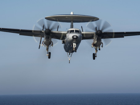 Thales upgrades French Navy's E-2C Hawkeye flight simulator