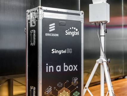 Singtel launches GENIE, world's first portable 5G-in-a-box platform to accelerate 5G innovation