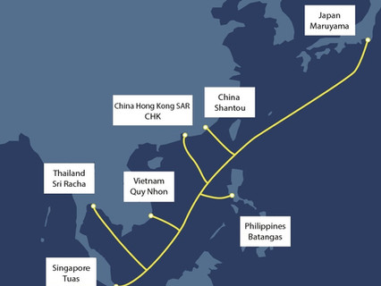 Singtel and Asia Direct Cable Consortium to build Asia Pacific submarine cable