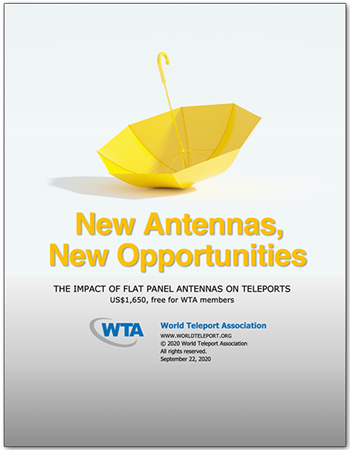 """New WTA Report, """"New Antennas, New Opportunities,"""" Provides an In-Depth Look at Emerging Flat Panel"""