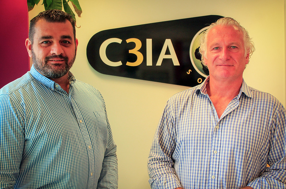 C3IA Solutions appoints RAF counter-intelligence expert Mark George